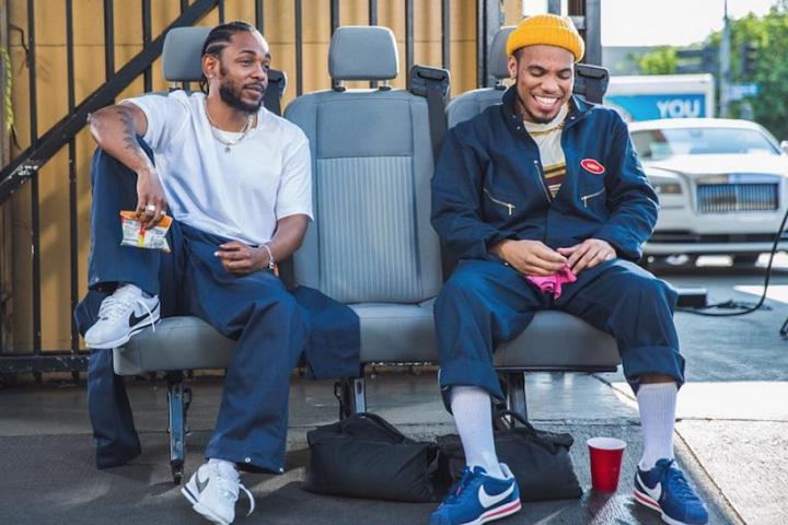 "Anderson .Paak i Kendrick Lamar w klipie do numeru ""Tints"""