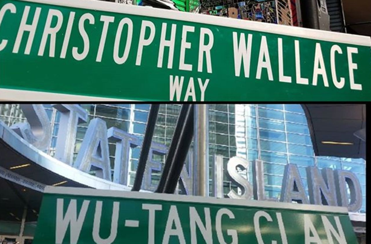 Christopher-Wallace-Way-and-Wu-Tang-Clan-District-foto