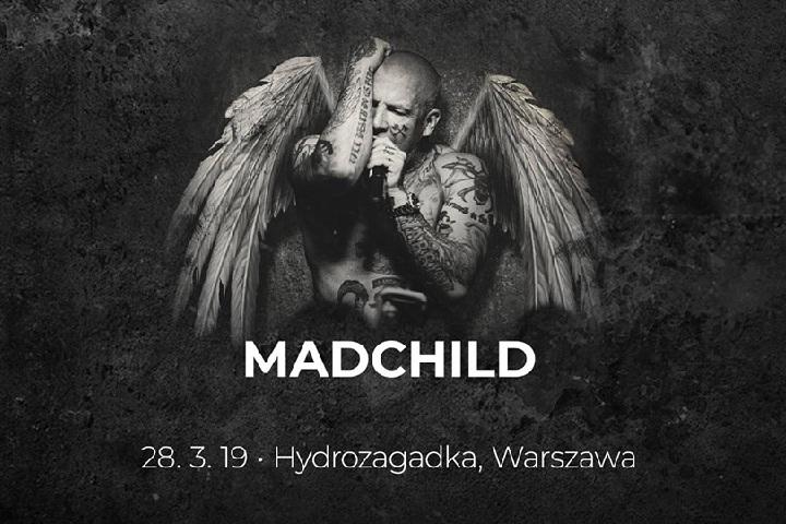 Madchild-Hydrozagadka-Warszawa-plakat