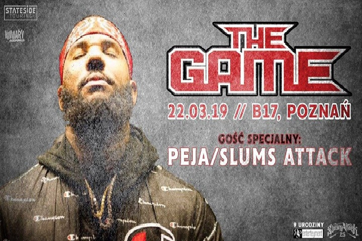 The-Game-b17-Poznań-plakat