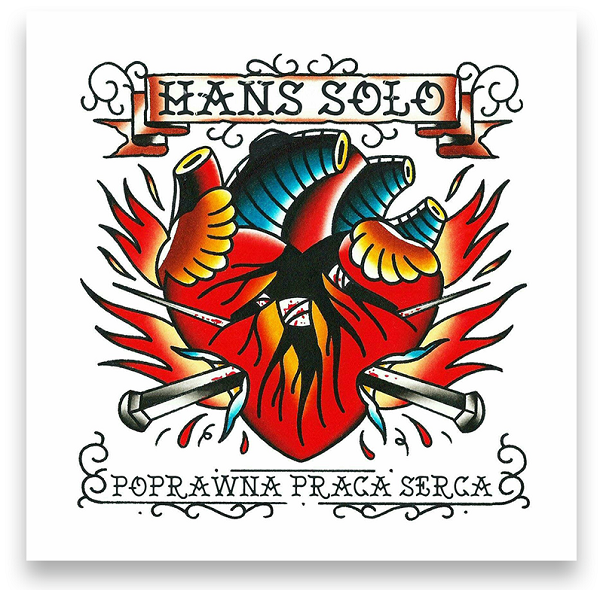 Hans-Solo-Poprawna-Praca-Serca-okładka-albumu