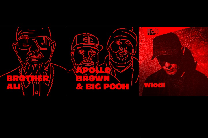 Hip-Hop-Kemp-2019-Brother-Ali-Apollo-Brown-Big-Pooh-Włodi