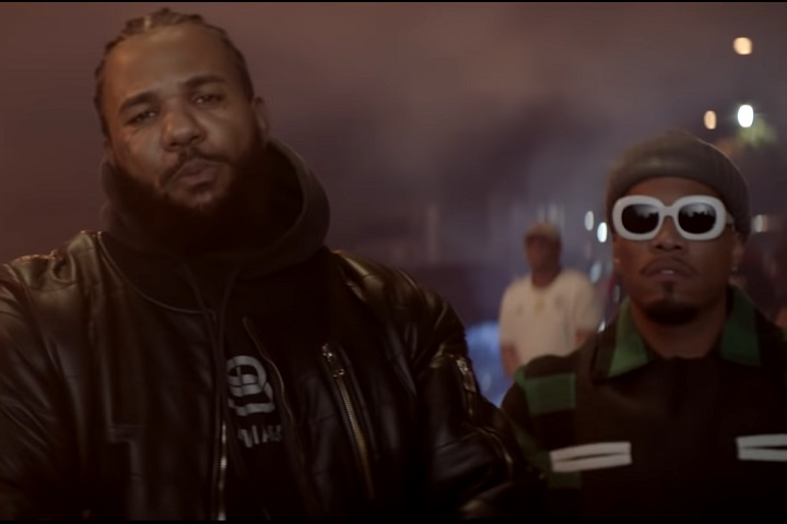 The-Game-Anderson-.Paak-The-Stainless-video-photo