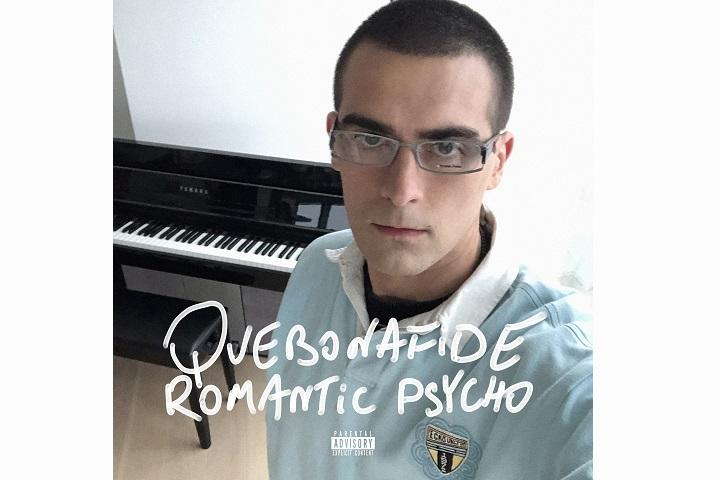QUEBO_ROMANTIC PSYCHO_COVER